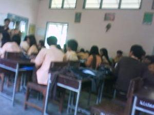 kebersamaan di kelas