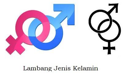 lambang laki laki dan perempuan benabda s blog