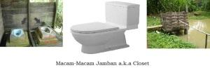 wMacam-Macam Jamban